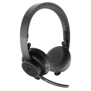 Image for Logitech Zone Wireless Bluetooth NC Stereo Headset - UC AusPCMarket