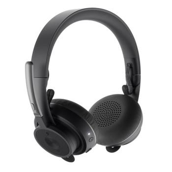 Logitech Zone Wireless Bluetooth NC Stereo Headset - UC Product Image 2