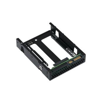 QNAP QDA-A2AR 2 Slot 2.5in SATA to 1 Slot 3.5in SATA Drive Bay Product Image 2