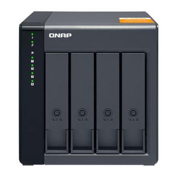 Image for QNAP TL-D400S 4 Bay Desktop JBOD SATA Storage Expansion Enclosure AusPCMarket