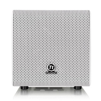 Thermaltake Core V1 Mini ITX Case - Snow Edition Product Image 2