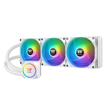 Image for Thermaltake TH360 ARGB Sync AIO Liquid CPU Cooler - Snow Edition AusPCMarket