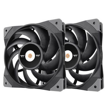 Image for Thermaltake TOUGHFAN 12 120mm High Static Pressure Radiator Fan - 2 Pack AusPCMarket