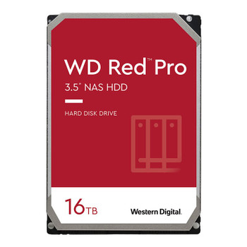 Western Digital WD WD161KFGX 16TB Red PRO 3.5in 7200RPM SATA3 NAS Hard Drive Product Image 2