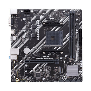 Asus PRIME A520M-K AM4 Micro-ATX Motherboard Product Image 2