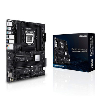 Image for Asus Pro WS W480-ACE LGA 1200 ATX Motherboard AusPCMarket
