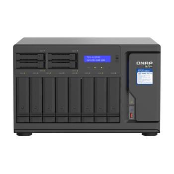 Image for QNAP TVS-h1288X-W1250-16G 12-Bay Diskless NAS Xeon W-1250 6-Core 16GB RAM AusPCMarket