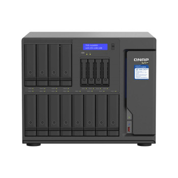 Image for QNAP TVS-h1688X-W1250-32G 16-Bay Diskless NAS Xeon W-1250 6-Core 32GB RAM AusPCMarket