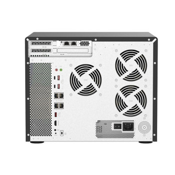 QNAP TVS-h1688X-W1250-32G 16-Bay Diskless NAS Xeon W-1250 6-Core 32GB RAM Product Image 2