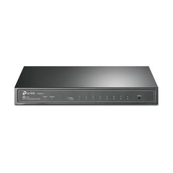 Image for TP-Link T1500G-8T 8-Port Gigabit JetStream Gigabit Smart Switch AusPCMarket