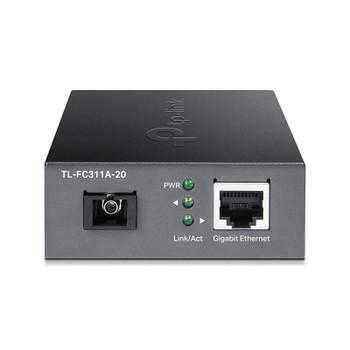 TP-Link TL-FC311A-20 Gigabit WDM Media Converter Main Product Image