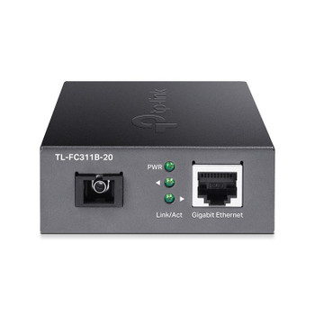 TP-Link TL-FC311B-20 Gigabit WDM Media Converter Main Product Image
