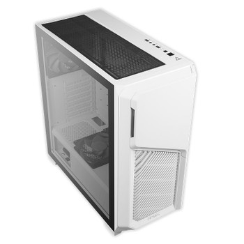 Antec DP502 FLUX Tempered Glass Mid-Tower ATX Case - White Product Image 2
