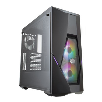 Cooler Master MasterBox K500 ARGB Tempered Glass Mid-Tower ATX Case Product Image 2