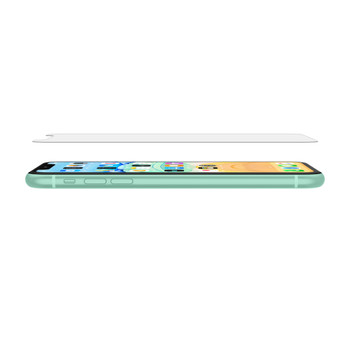 Belkin SCREENFORCE Tempered Glass Screen Protector - For Apple for iPhone 11 - Clear Product Image 2