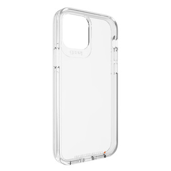 Gear4 D3O Crystal Palace Case - For iPhone 12/12 Pro 6.1in Clear Product Image 2