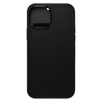 OtterBox Strada Series Case - For iPhone 12/12 Pro 6.1in Shadow Main Product Image