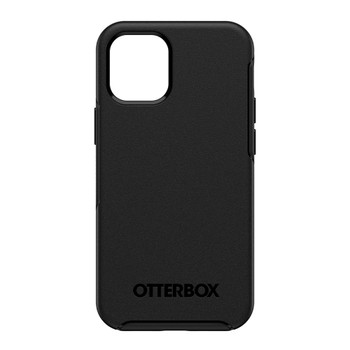 Otterbox Symmetry Plus Case - For iPhone 12 mini 5.4in - Black Main Product Image