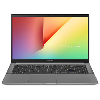 Asus VivoBook S15 S533EQ 15.6in Laptop i7-1165G7 16GB 512GB MX350 W10H - Black Main Product Image