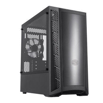Cooler Master MasterBox MB320L Tempered Glass Micro-ATX Case Main Product Image