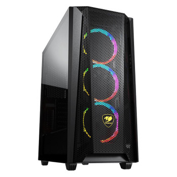 Cougar MX660 Mesh ARGB Tempered Glass Mid-Tower E-ATX Case Main Product Image