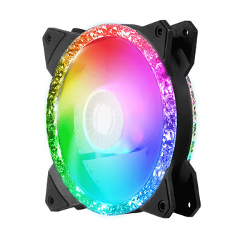 Cooler Master MasterFan MF120 Prismatic ARGB 120mm Fan Product Image 2