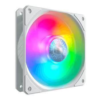 Cooler Master SickleFlow ARGB 120mm Fan - White Edition Main Product Image