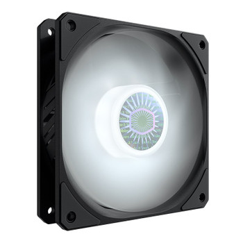 Cooler Master SickleFlow LED 120mm Fan - White Main Product Image