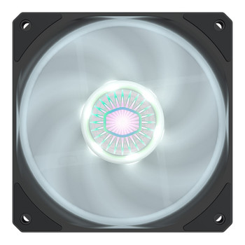 Cooler Master SickleFlow LED 120mm Fan - White Product Image 2