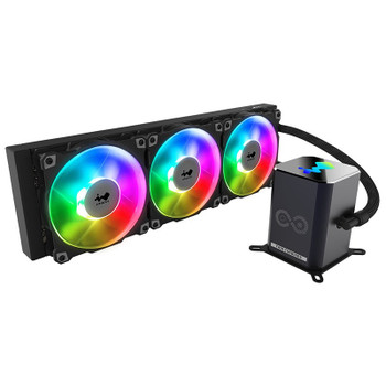 In Win SR36 Pro 360mm ARGB All-in-One Liquid CPU Cooler Main Product Image