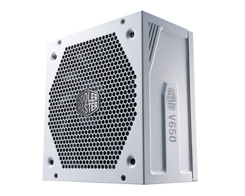Cooler Master V 650W GOLD Modular V2 Power Supply - White Edition Main Product Image