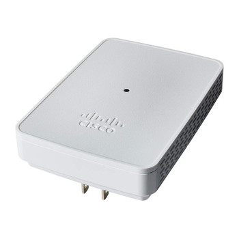 Cisco CBW142ACM 802.11ac 2x2 Wave 2 Wall Outlet Mesh Extender Main Product Image