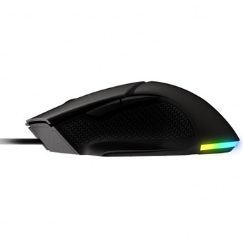 MSI Clutch GM20 Elite RGB Optical Gaming Mouse - Black Product Image 2
