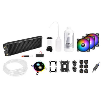 Thermaltake Pacific C360 DDC Soft Tube Water RGB Liquid Cooling Kit Main Product Image