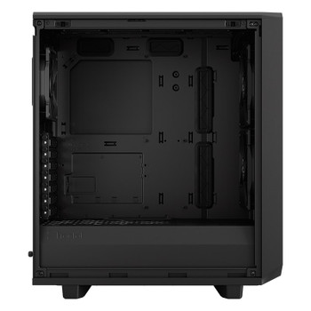Fractal Design Meshify 2 Compact TG Mid-Tower ATX Case - Black - Light Tint Product Image 2