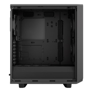 Fractal Design Meshify 2 Compact TG Mid-Tower ATX Case - Grey - Light Tint Product Image 2