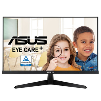 Asus VY249HE 23.8in 75Hz Full HD 1ms FreeSync Eye Care IPS Monitor Main Product Image