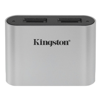 Kingston WFS-SDC Workflow Station MicroSD Card Reader Main Product Image