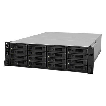 Synology RackStation RS4021XS+ 16-Bay 3U Diskless Scalable NAS Xeon CPU 16GB RAM Product Image 2