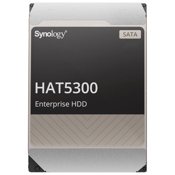 Synology HAT5300 12TB 3.5in SATA 6Gb/s 512E 7200RPM Enterprise Server Hard Drive Main Product Image