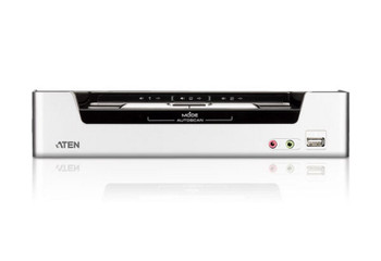 Aten 2 Port USB 2.0 HDMI KVMP Switch - supports up to 1920 x 1200 @ 60 Hz Product Image 2