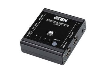 Aten 3-Port True 4K HDMI Switch Main Product Image