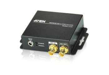 Aten 3G/HD/SD-SDI to HDMI Converter Main Product Image