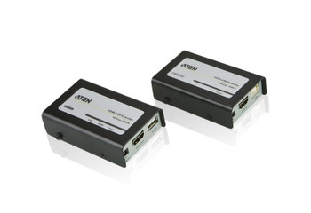 Aten HDMI Over 2 Cat 5 Extender with USB - supports up to 1080p @ 40m - transparent USB Support Main Product Image