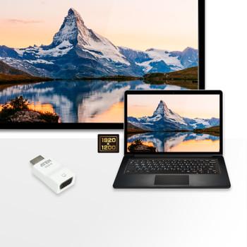 Aten HDMI(M) to VGA(F) Adapter - non-powered - slim design Product Image 2