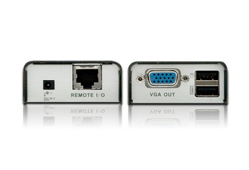 Aten Mini USB VGA Cat 5 KVM Extender - extends up to 1280 x 1024 @ 100m and 1920 x 1200 @ 60 Hz @ 30m Product Image 2