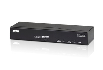 Aten Single Port DVI KVM Over IP with Audio and Virtual Media Main Product Image