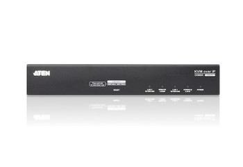 Aten Single Port DVI KVM Over IP with Audio and Virtual Media Product Image 2