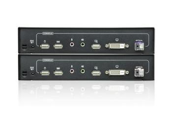 Aten USB DVI Optical KVM Extender - extends 1920 x 1200 @ 20km Product Image 2