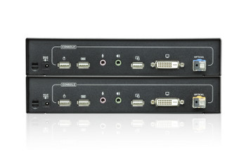 Aten USB DVI Optical KVM Extender - extends 1920 x 1200 @ 600m Product Image 2